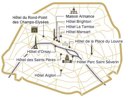 Maison Armance Hotel 1er Arrondissement Paris